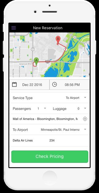 Banff Sedan App